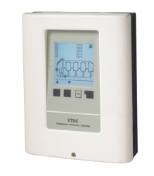 Solarna regulacija XTDC – Extra Large Temperature Difference Controller